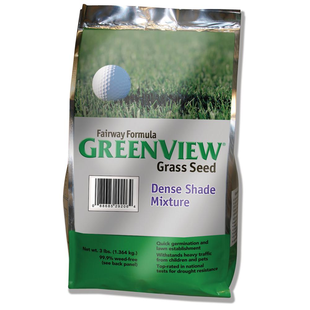 3 lb. Fairway Formula Dense Shade Grass Seed Mixture