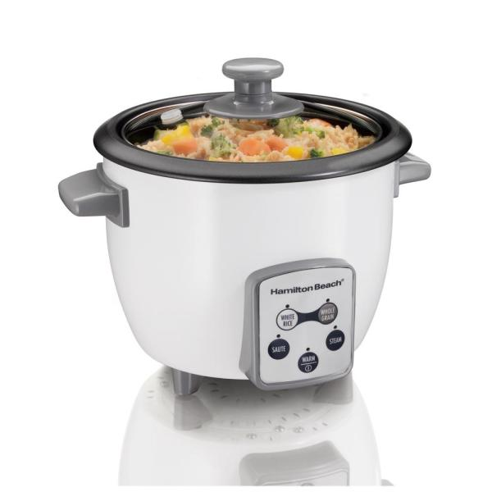 903c48e92 Hamilton Beach Digital Rice Cooker 37506 - The Home Depot