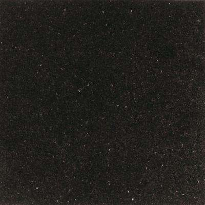 Galaxy Black 12 in. x 12 in. Natural Stone Floor and Wall Tile (10 sq. ft. / case)