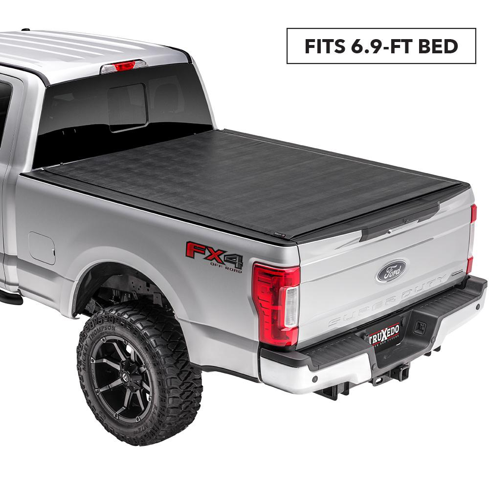 Truxedo Sentry Tonneau Cover 08 16 Ford F250 350 450 6 Ft 9 In