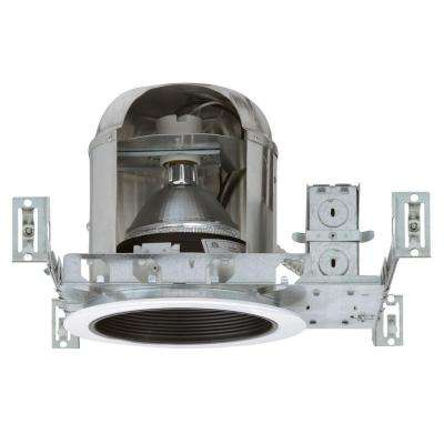 NICOR 6 in. Recessed IC Rated Airtight Housing