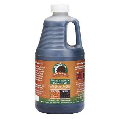 1/2 Gal. Black Mulch Colorant Concentrate