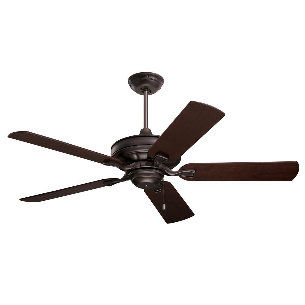 Emerson Bella 52 in. LED Oil Rubbed Bronze Ceiling Fan