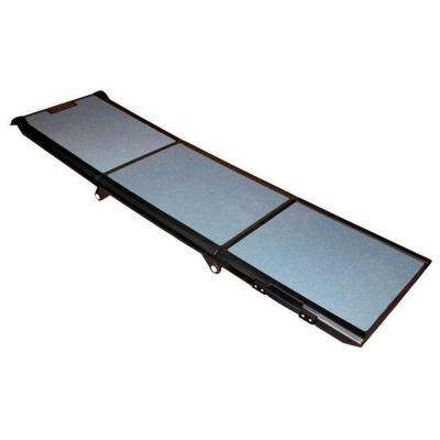 70 in. L x 19.5 in. W x 4 in. H Tri-Fold Pet Ramp