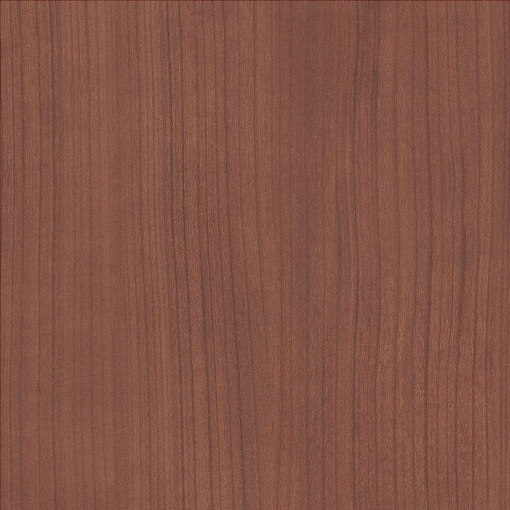 3 in. x 5 in. Laminate Sheet in Hibiscus Cherry with