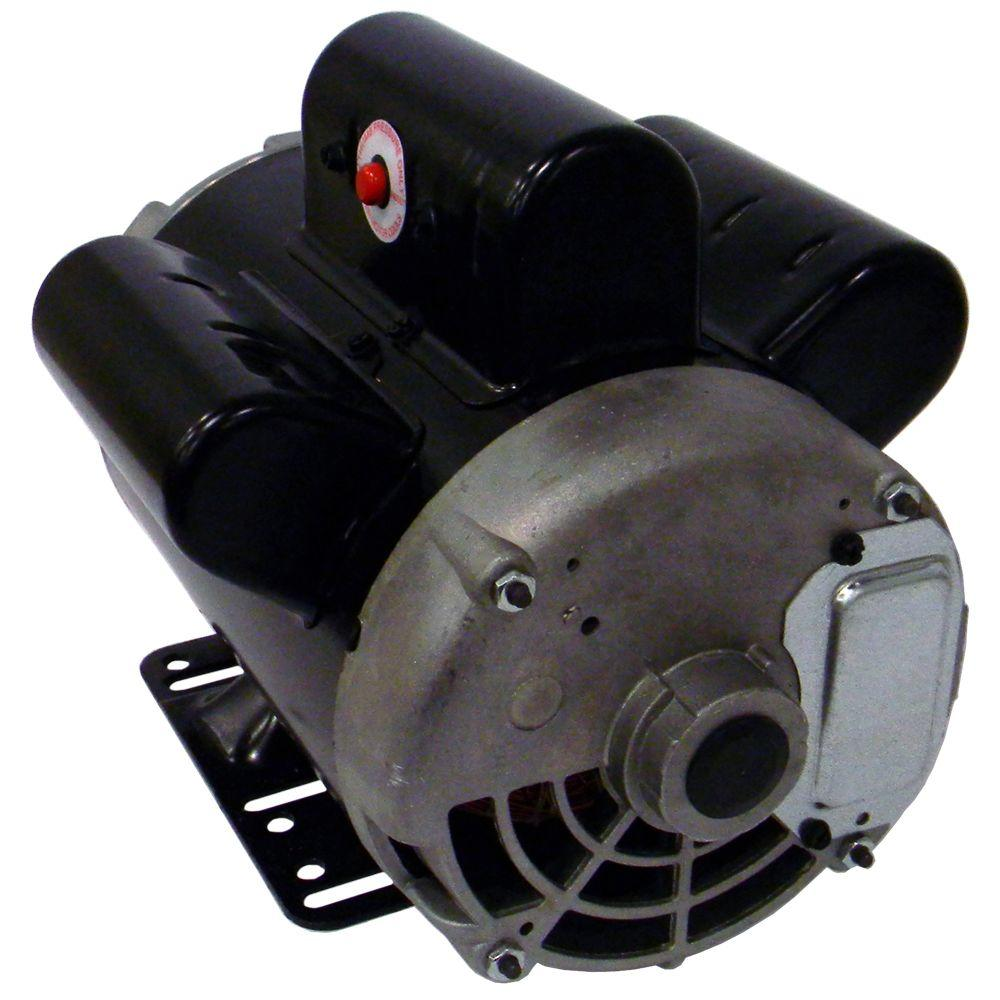 5 Rhp Electric Air Compressor Motor S160 0337 The Home Depot