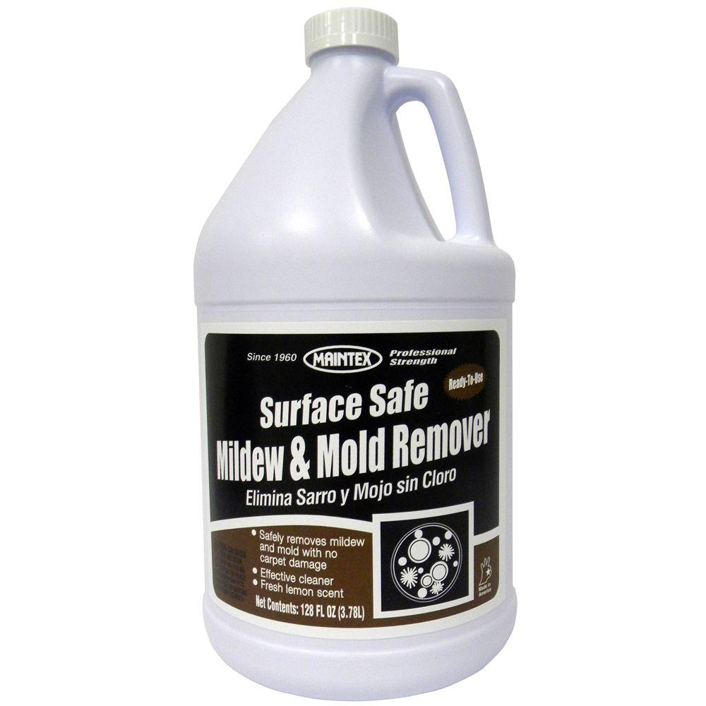 1 Gal. Surface Safe Mildew and Mold Remover (Case of 4)
