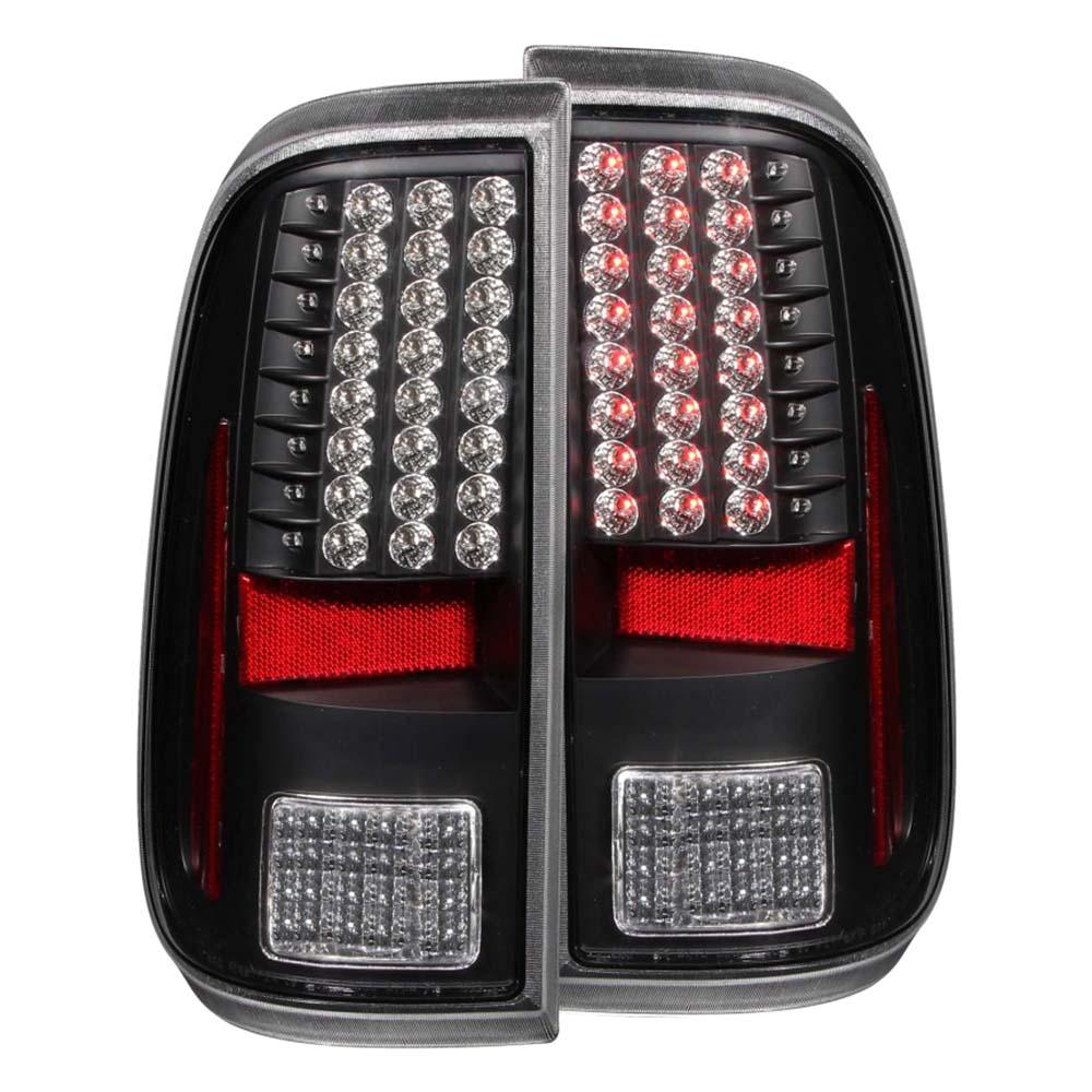 2008 2017 Ford F 250 Led Taillights Black