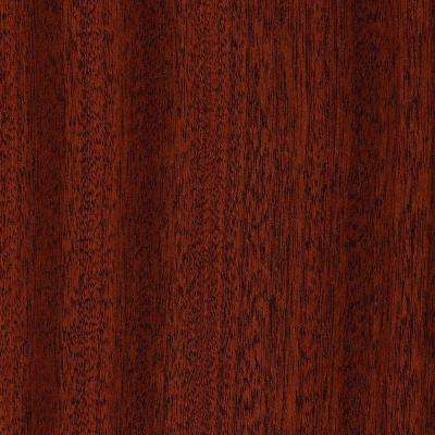 Take Home Sample - Matte Corbin Mahogany 3/8 in. Thick Hardwood Flooring - 5 in. x 7 in.
