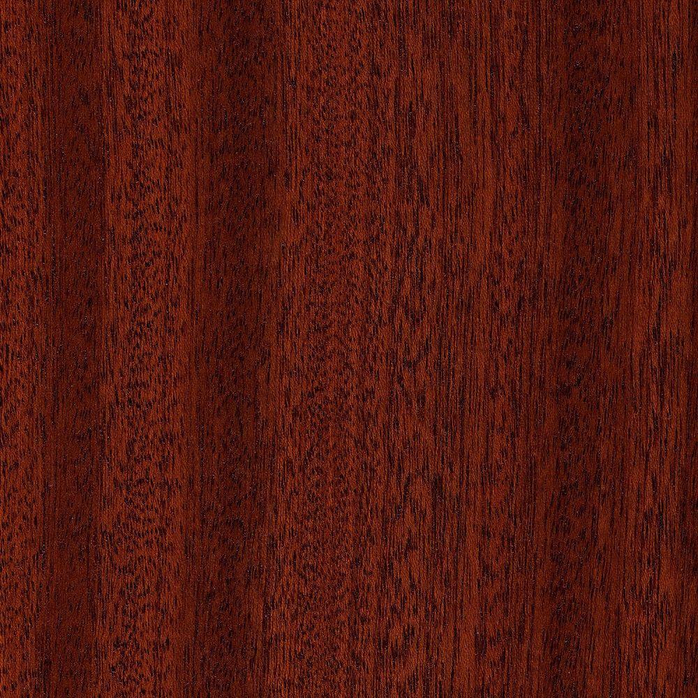 Take Home Sample - Matte Corbin Mahogany 3/8 in. Thick Hardwood Flooring - 5 in. x 7 in.