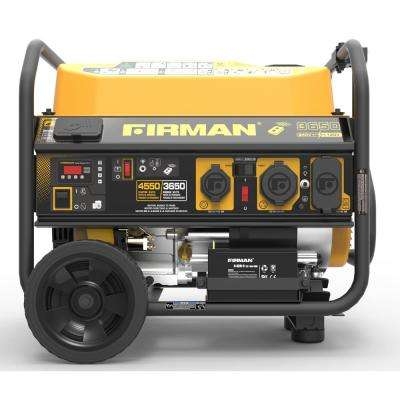 Performance Series 3650-Watt Gasoline Powered Remote/Electric Start Portable Generator with FIRMAN Engine
