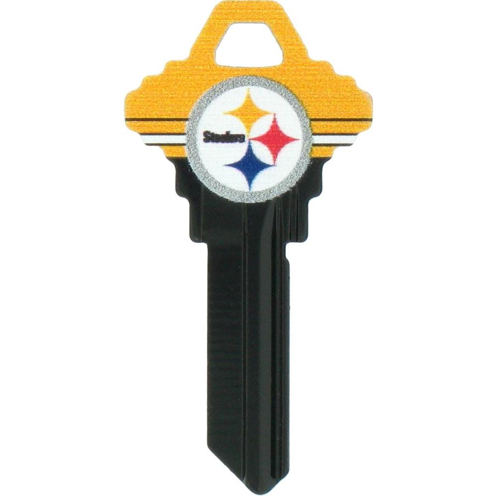 the best attitude 6cfe8 dbff7 Hillman #68 NFL Pittsburgh Steelers House Key