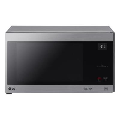 NeoChef 1.5 cu. ft. Countertop Microwave in Stainless Steel