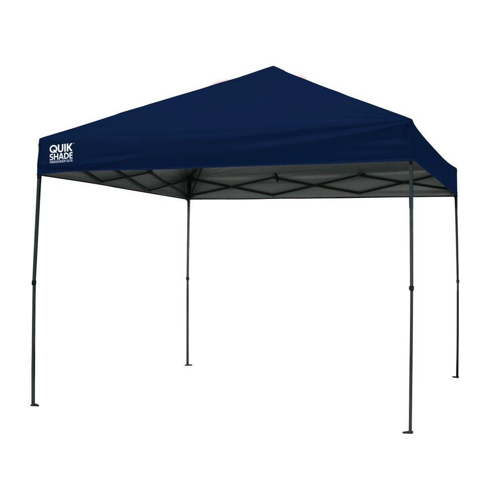 Weekender Elite 10 ft. x 10 ft. Twilight Blue Instant Canopy