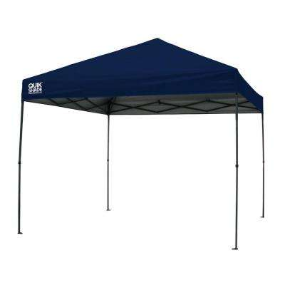 Weekender Elite 10 ft. x 10 ft. Twilight Blue Instant Canopy