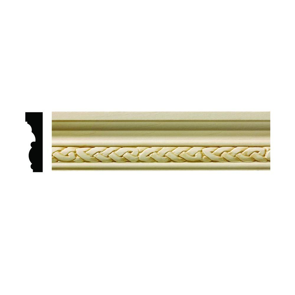Ornamental Mouldings 1606 1/2 In. X 1-3/4 In. X 6 In