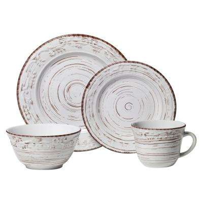 Rustic Dinnerware Sets Dinnerware The Home Depot