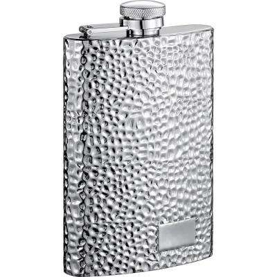 Golfer Stainless Steel Liquor Flask