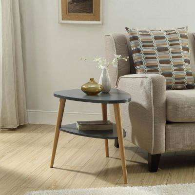 Jellybean Grey Accent Table