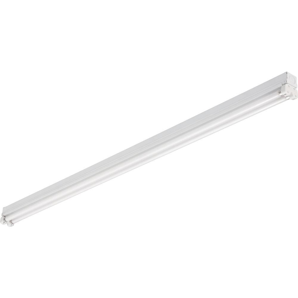 Lithonia Lighting MNS5 2 28 LP Mini Strip 2-Light White Fluorescent Utility Light
