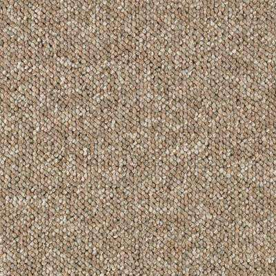Tidewater - Color Thatched Root Loop 12 ft. Carpet