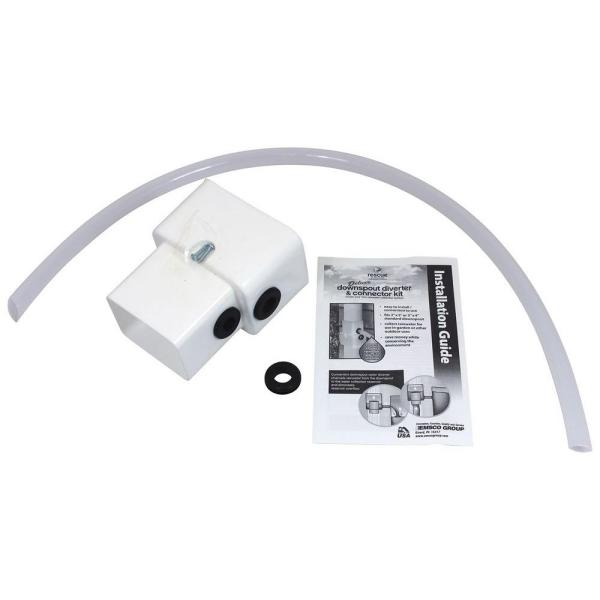 Rescue Universal Water Diverter Kit 2275 1 The Home Depot