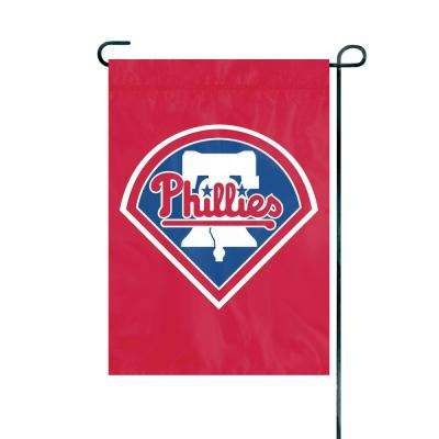 Philadelphia Phillies Premium Garden Flag