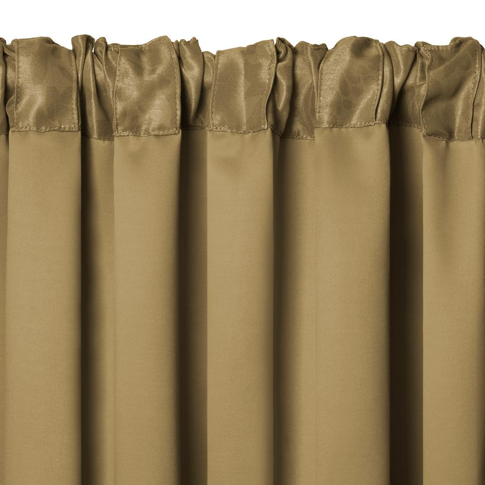 Elrene Antonia Blackout Window Curtain