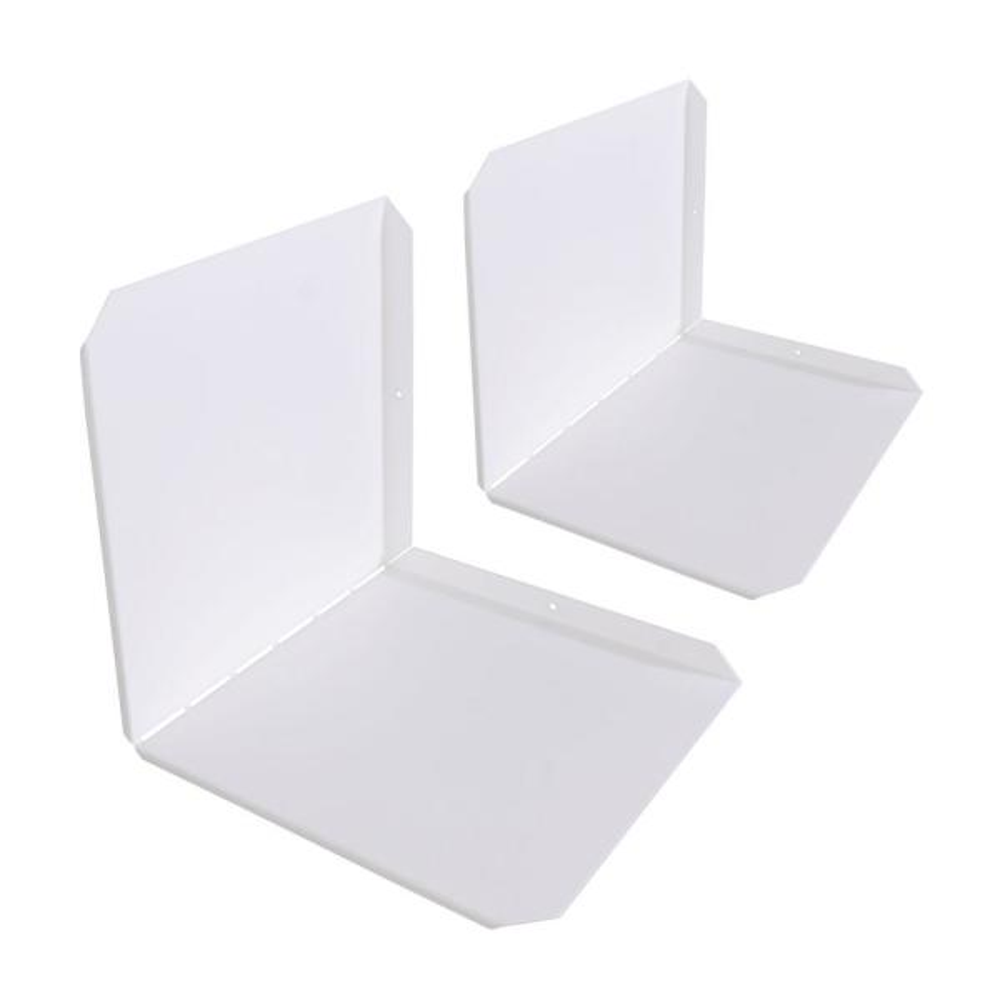 Flex White V Shelf (2-Pack)