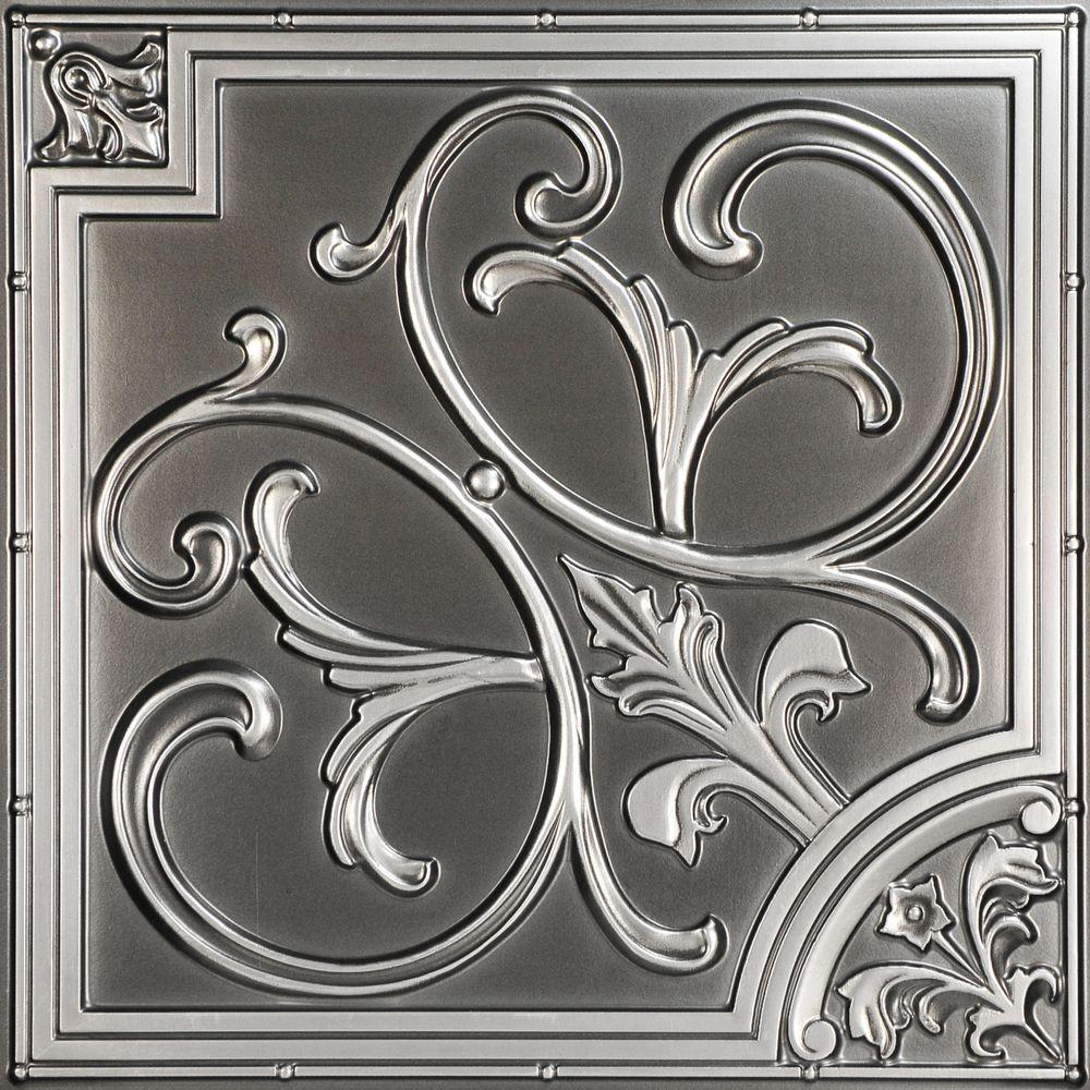 tiles tin tile products review faux ceiling antique taraba home silver