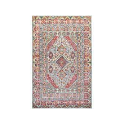 Dreamweaver 5856 Multi Traditions 5 ft. x 8 ft. Area Rug