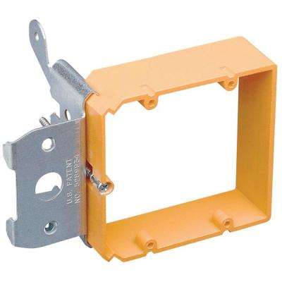 2-Gang Adjustable Low Voltage Bracket (Case of 20)