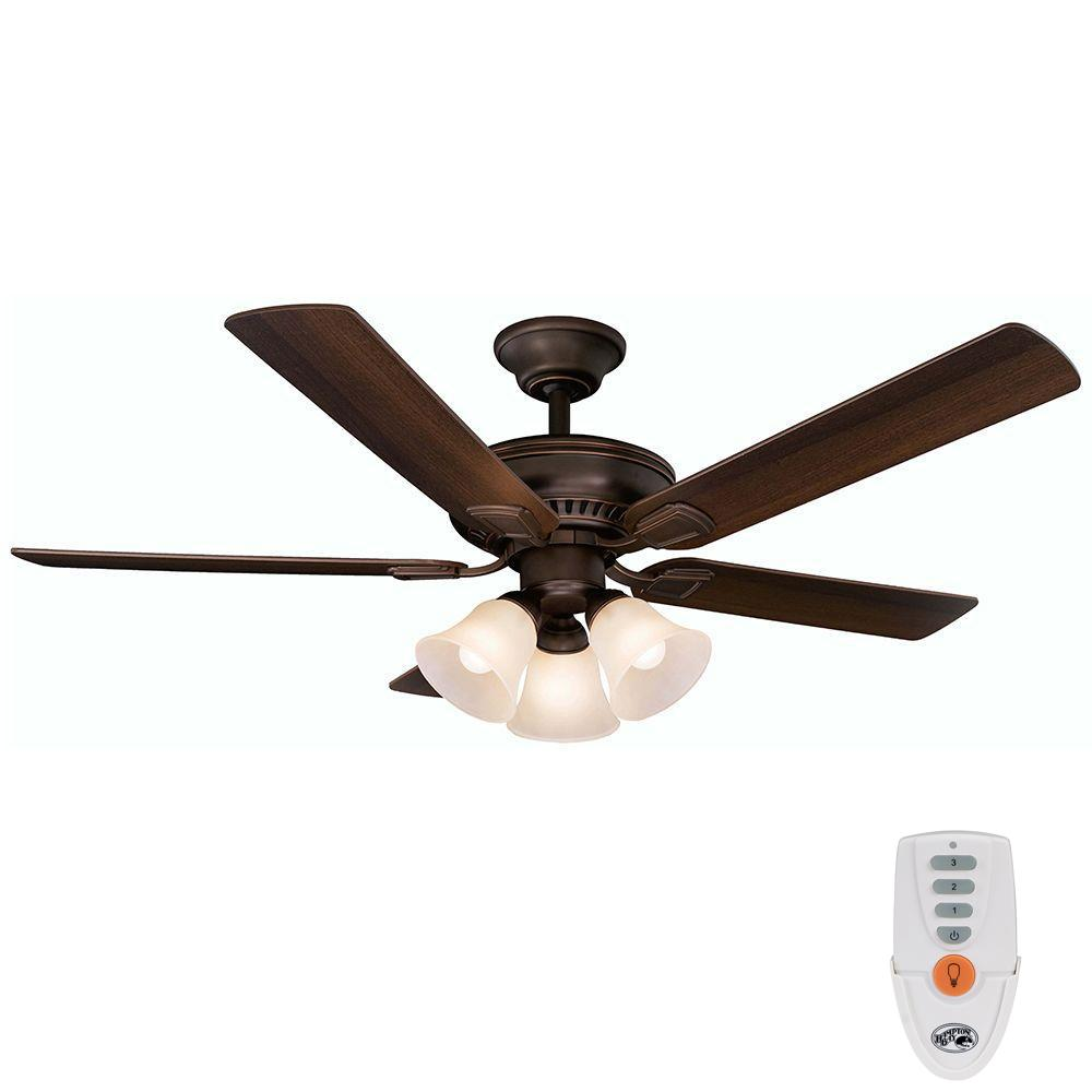 med bronze hampton bay ceiling fans 41350 64_1000 hampton bay campbell 52 in indoor mediterranean bronze ceiling Hampton Bay Fan Switch Wiring at bakdesigns.co