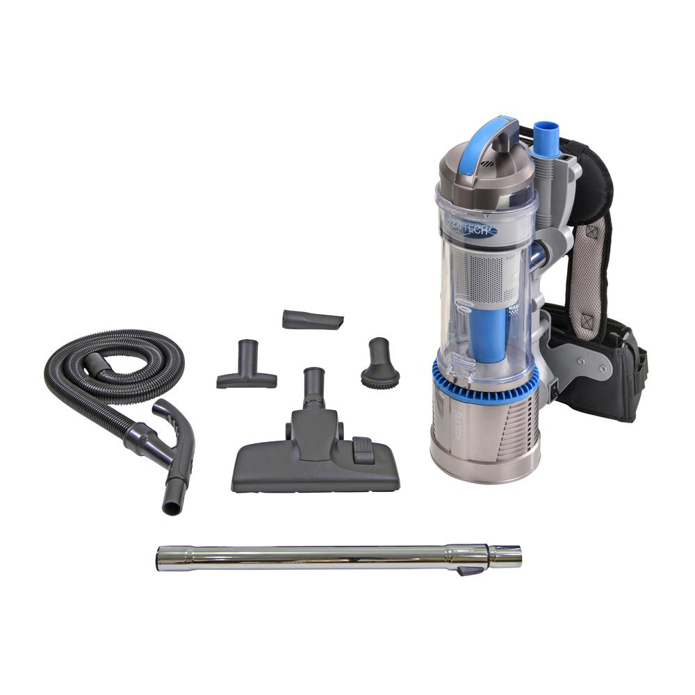 Prolux 2.0 Cordless Bagless Backpack Vacuum with Lithium-Ion Battery