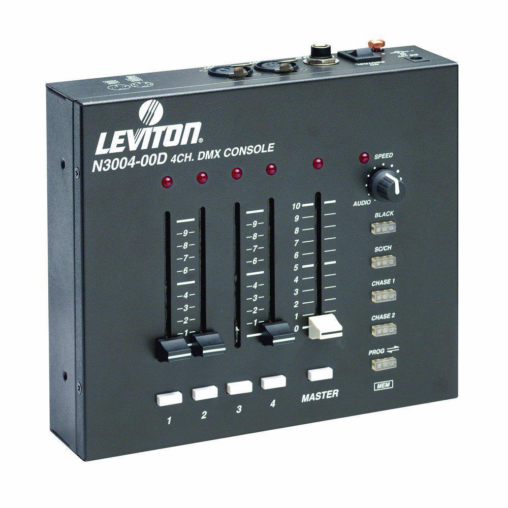 3000 Series 4-Channel DMX Controller
