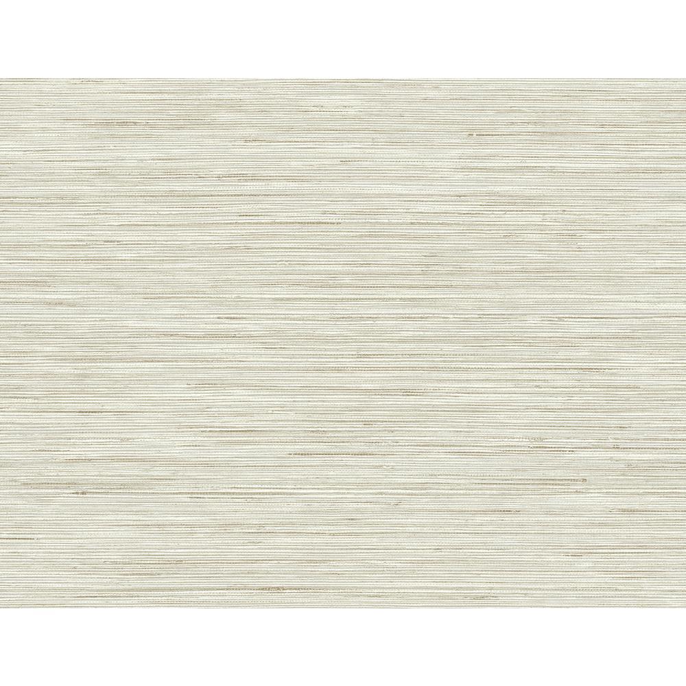 Kenneth James Baja Grass Grey Texture Wallpaper