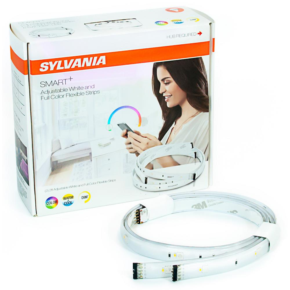 Sylvania SMART+ Indoor Flexible Lightstrip Expansion Kit