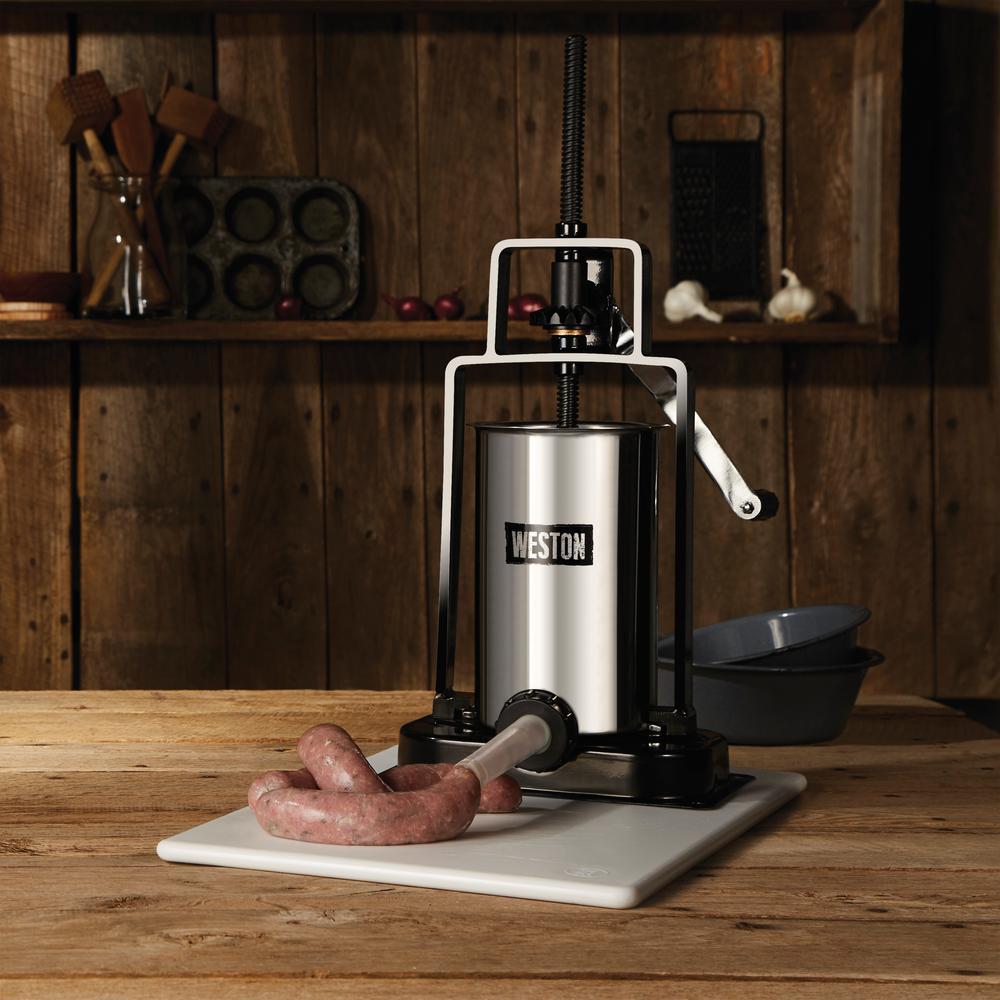5 lb. Capacity Vertical Sausage Stuffer