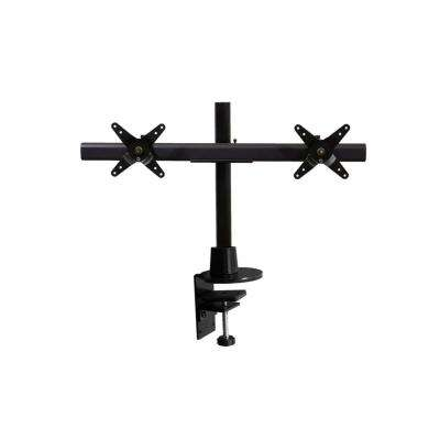 Dual Horizontal Direct Clamp Mount with 16 in. Pole