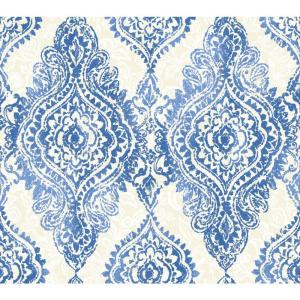 York Wallcoverings WallpapHer Boho Chic Wallpaper by York Wallcoverings
