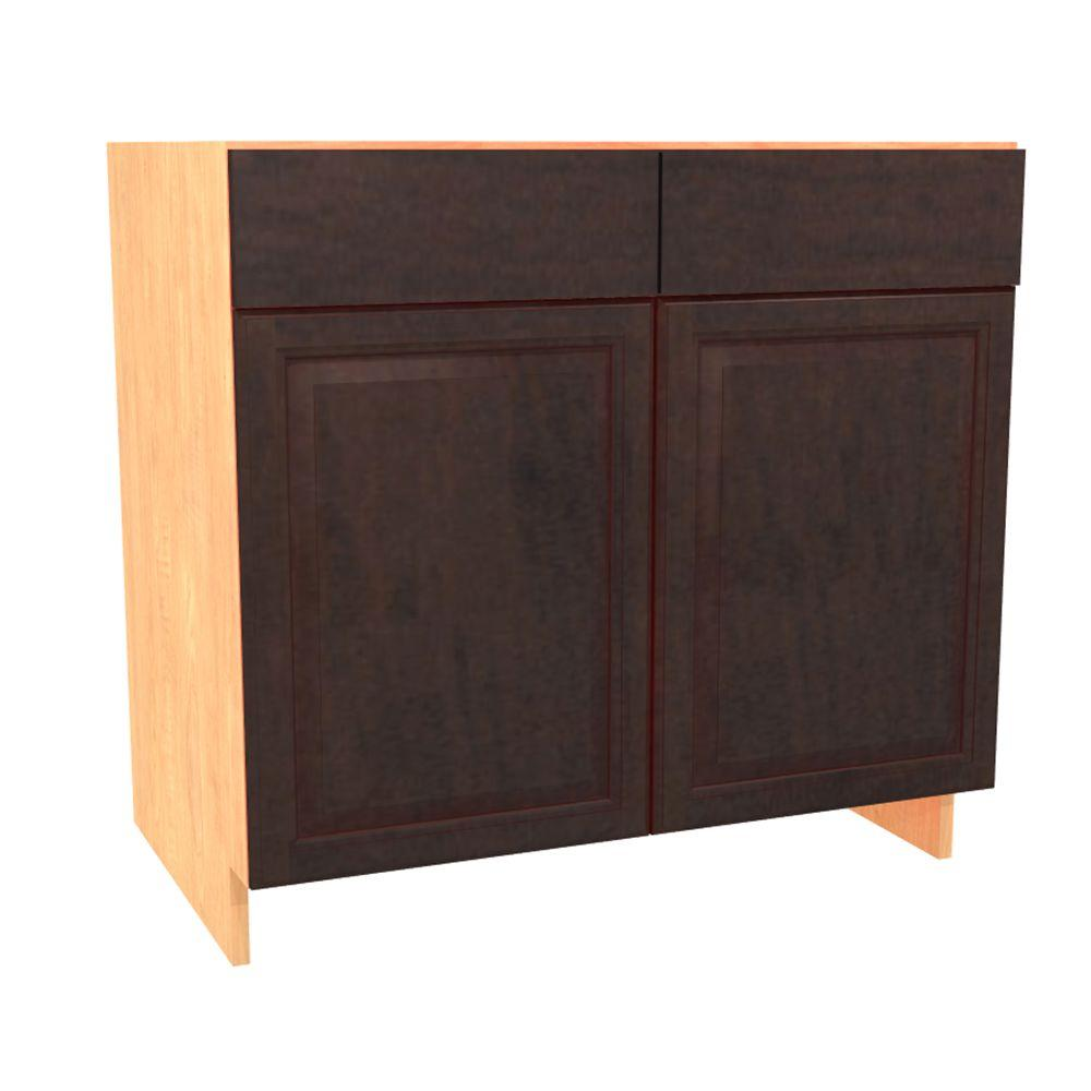 Home Decorators Collection 36x34.5x24 in. Ancona Sink Bas...
