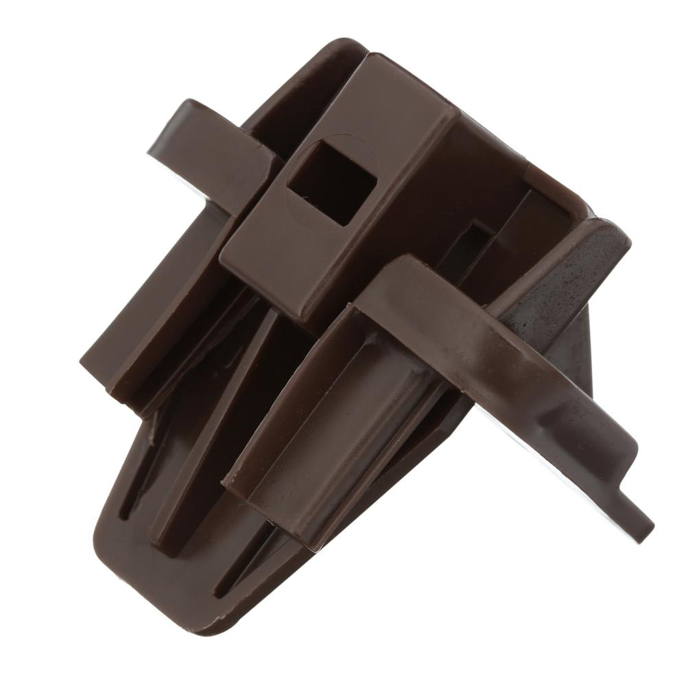 Pack of 2 Prime-Line Products R 7086 Drawer Track Guide and Glides,