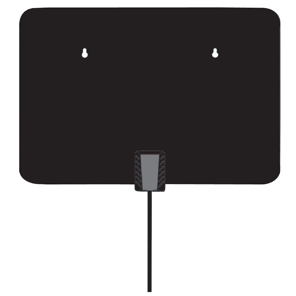 Slim Indoor Antenna with Amplifier
