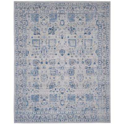 Artisan Silver 9 ft. x 12 ft. Area Rug