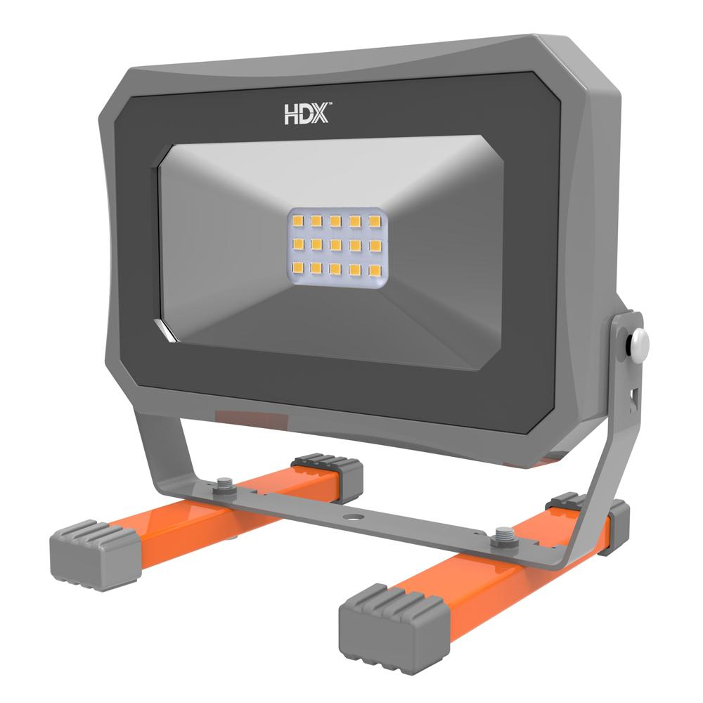 Hdx 1000 Lumen Portable Led Work Light