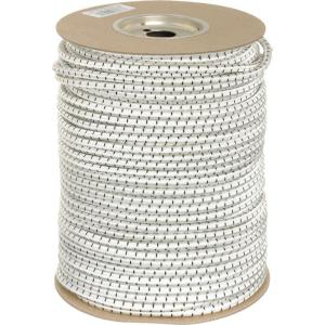 Deals on Keeper 300 ft. x 5/16 in. Bungee Cord Reel w/Marine Grade