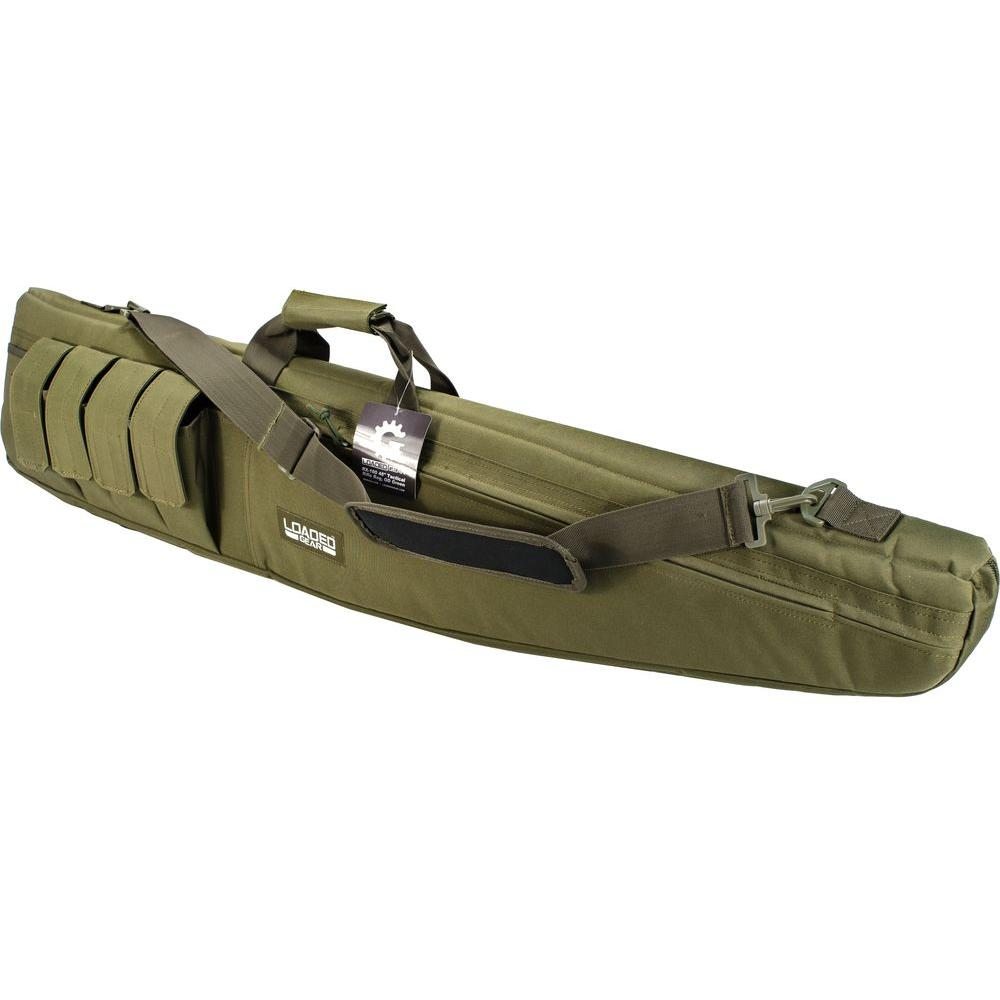 Loaded Gear 48 in. Hunting RX-100 Tactical Rifle Bag in Olive