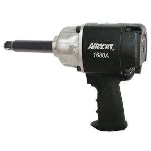 Click here to buy AIRCAT 3/4 inch x 6 inch Extended Heavy Duty Impact Wrench by AIRCAT.