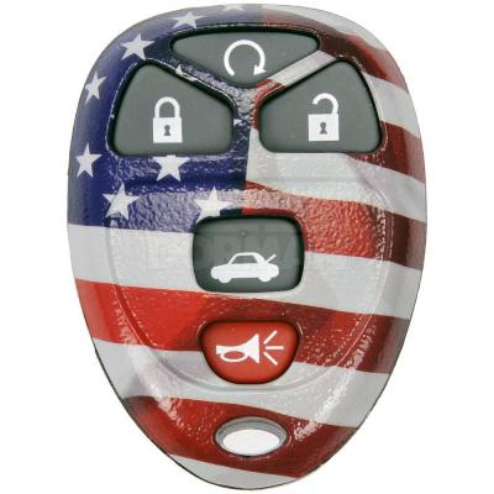 Dorman 92077 Keyless Remote Case Repair for Select Hyundai Models
