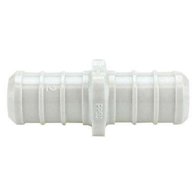 1/2 in. Plastic PEX Barb Coupling Jar (100-Pack)